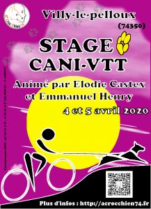 Affiche stage